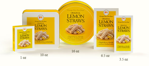 Original Lemon Straws®