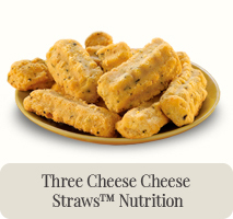 Three Cheese Cheese STraws