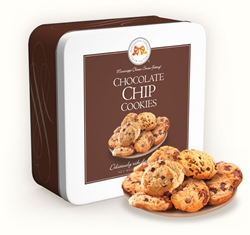 Chocolate Chip Cookies 10 oz. Gift Tin
