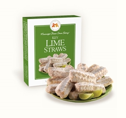 Key Lime Straws 1 oz. Single
