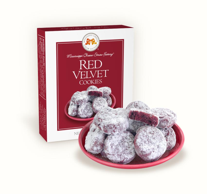 Red Velvet Cookies 1 oz. Single