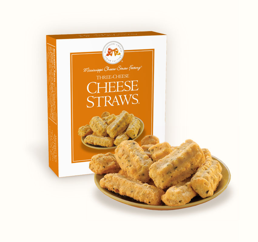 Three Cheese Cheese Straws 1 oz. Single
