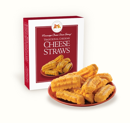 Traditional Cheddar Cheese Straws 1 oz Single