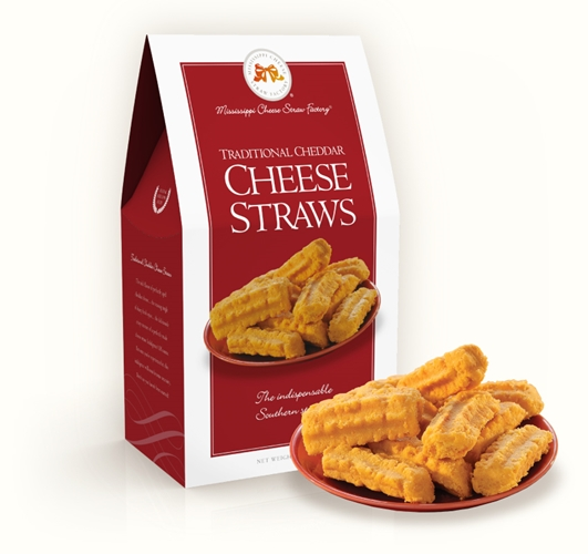 Traditional Cheddar Cheese Straws 14 oz