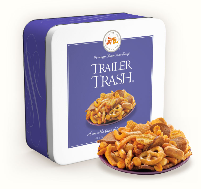 Trailer Trash 10 oz. Gift Tin